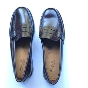Weejans Bass Katherine II penny loafers
